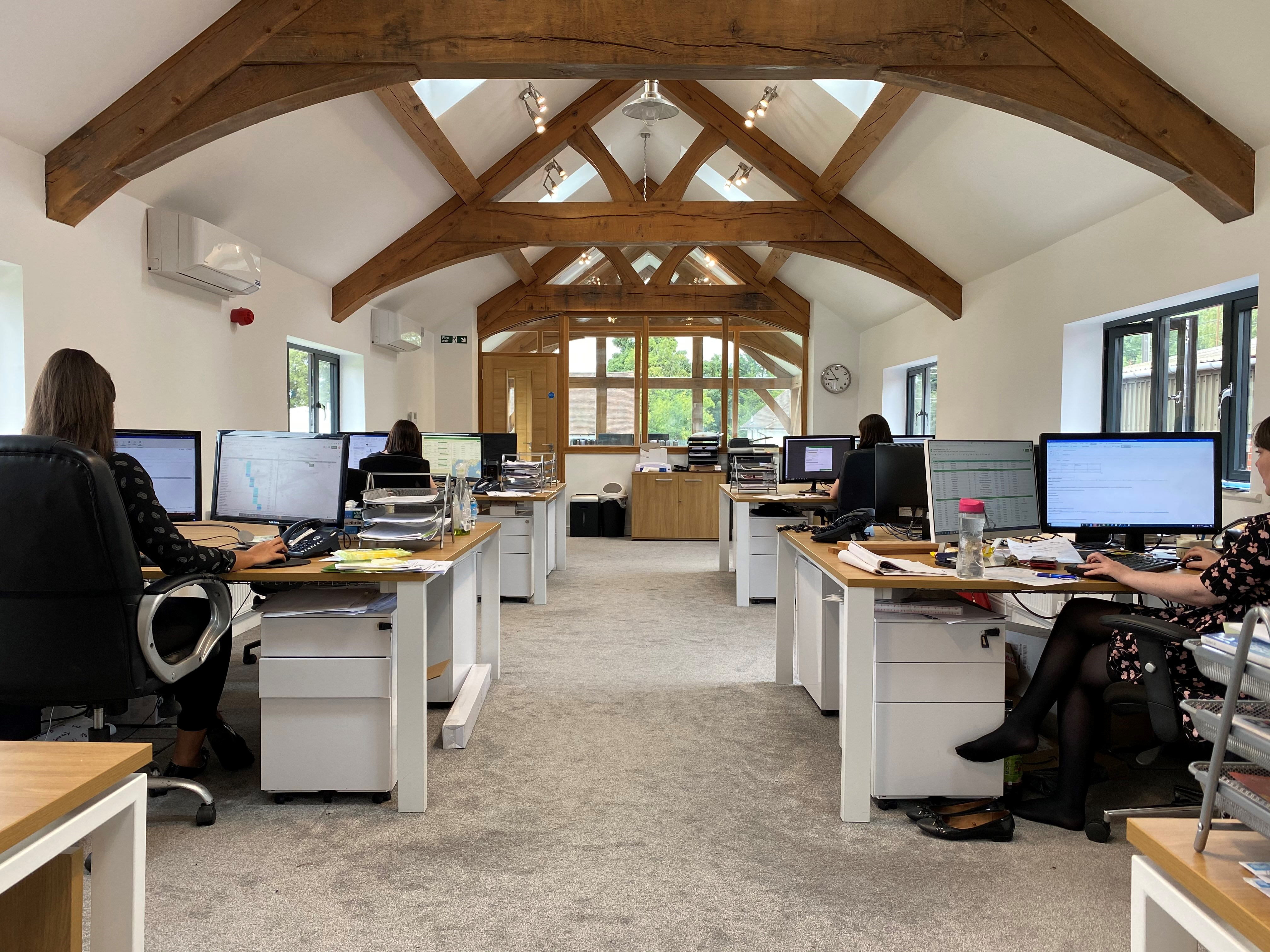 Main Office - Planterra Business Centre